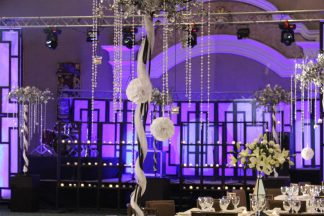 árbol decorativo para bodas y eventos espectaculares
