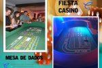 Diviértete como en los grandes casinos con la mesa de Dados en renta para tu evento