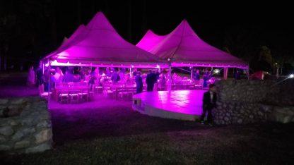 toldo carpa 6X6 tipo árabe Iluminado En renta para eventos 8114134032 https://reservas.events/servicio/iluminacion-de-toldos/