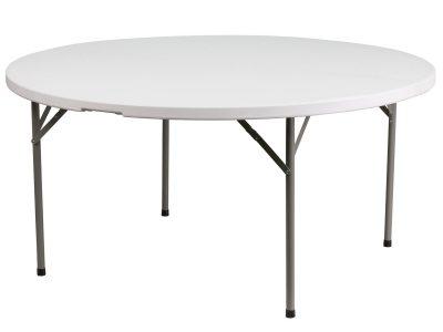 Renta de mesa redonda